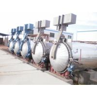 Best Industrial Pressure Wood Autoclave Equipment For Rubber Vulcanization , Φ2m wholesale