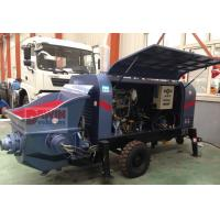Best 30m3 40m3/hr Small trailer hydraulic concrete pump with diesel or electric power wholesale