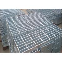 Best 30x5 Steel Bar Grating Hot Dipped Galvanized Serrated Steel Grating wholesale