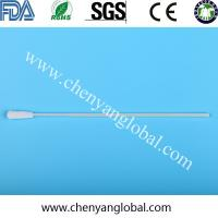 Buy cheap Disposable General medical supplies cell sample collection sterile nylon flocked swab from wholesalers