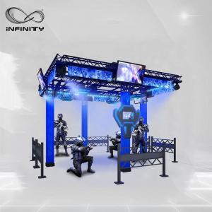 Best 9D Multiplayer Virtual Reality Walking Platform / VR Walking Simulator wholesale