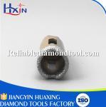Best Overall length for 60mm for Stone/Ceramic/Glass Golden Brazed Diamond Core Drill Bit wholesale