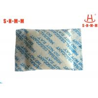 Best Eco - Friendly Container Desiccant Bags Non Woven Fabric Packaging , RoHS Certification wholesale