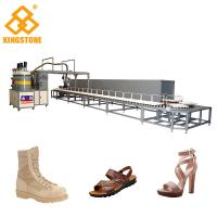 Best Mono / Two Color Polyurethane PU Pouring Machine For Shoe Soles / Full Automatic wholesale