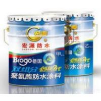 Cheap Double Component Polyurethane Waterproof Coating for sale