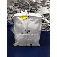 Best White Conductive Big Bags , Fibc Big Bags Preventing Combustion And Explosion wholesale
