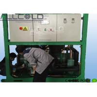Quality Sanitary Tube Industrial Ice Making Machines With Danfoss Refrigeration Parts wholesale