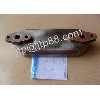 China EL100 EC100 Cast Iron Oil Cooler Core For Hino Truck High Performance on sale