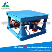 Best Durable electronic Concrete Vibration Table for bulk material handling wholesale