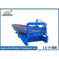 Best Steel Roof Sheet Forming Machine Long Time Service For Metal Floor Decking Sheet wholesale