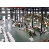 Best 800-1000kg/H Capacity Stone Paper Making Machiner Extrusion Line 500 RPM Torque wholesale