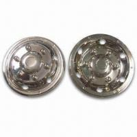 Best 17.5-inch Stainless Steel Wheel Cover with Simulator wholesale