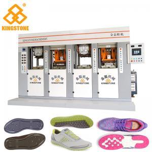 Best Static Shoe Sole Injection Moulding Machine, TPU TPR TR PVC Sole Making Machine wholesale