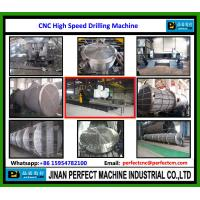 China CNC High Speed Tube Sheet Drilling Machine Heat Exchanger & Pressure Vessel hole drilling machine on sale