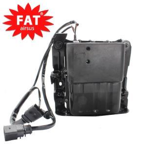 Best 97035815110  97035815109 Air Ride Suspension Compressor With Bracket / Air Shock Pump wholesale