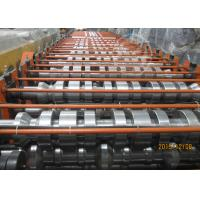 Best Customized Two Profile Panel Double Layer Roll Forming Machine High Precision wholesale