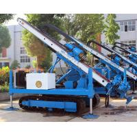 Best 0~ 90 ° Hydraulic Crawler Deep Foundation Pit Anchor Drilling Rig wholesale
