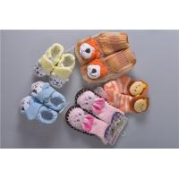 Best Knitted Slip Resistant Cotton Baby Socks For Keep Warm Custom Made Size wholesale
