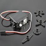Best Continuous Rotation Servo DC Gear Motor , Remote Control Car Parts wholesale