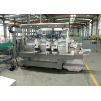 Solar Glass Edging Machine For Glass Double Sides Pencil Edges