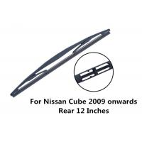 Best Universal Rear Wiper Blades / Natural Rubber And steel Nissan Cube Wiper Blades wholesale