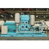 Cheap 3 Row 3 Stage Nitrogen / Argon Industrial Oxygen Compressor Plant 0.01-2.5MPa for sale