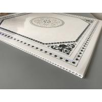 Cheap Hot Stamping Surface Waterproof Bathroom Ceiling Panels Various Colors / Style for sale