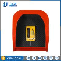 Best -25dB Public Phone Booth Industrial Telephone Booths With Custom Color wholesale