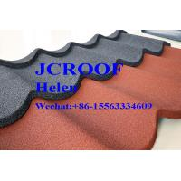 Best Wave Colorful Stone Coated Roofing Sheet 1340*420*0.4mm Good Durability And Long Life wholesale