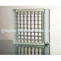 China Clear Parallel Glass Block on sale