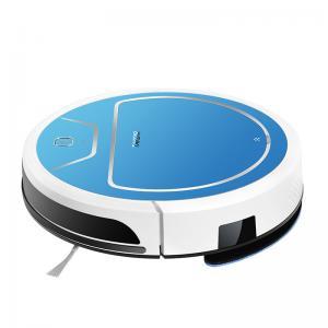 Best Blue Automatic Floor Clening Robot , Smart Robot Floor Sweeper Auto Recharged wholesale