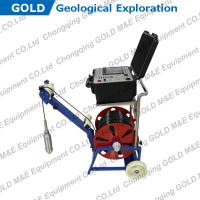 Cheap Electric Rotating Borehole Television Rotary Underwater Inspection Camera for sale