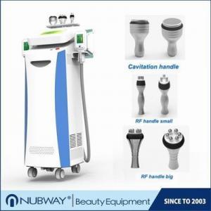 Best 2016 hot sale  5 kryo handles  Vacuum Cavitation fat freezing cryolipolysis slimmming beauty machine wholesale