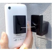 Best COMER anti-theft cable locking devices cellphone pull box retractor display stands holders wall mounted wholesale