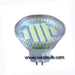 China 1.2W 5050SMD saving energy MR11 led cup light led light bulb on sale
