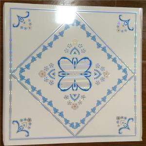 Best Plastic Suspended Ceiling Tiles , Pvc Decorative Ceiling Tiles Sound Proof wholesale