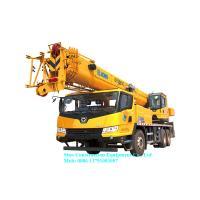 China Low Speed 25t Telescopic Truck Crane QY25K5C Road Construction Machinery on sale