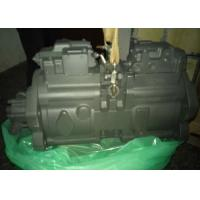 Best 1980rpm Hyundai R455 Excavator Hydraulic Piston Pump K5V200DTH-9C1Z 200kgs Gray wholesale