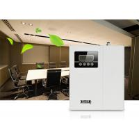 Best FCU Air Scent Diffuser  with Black And White Metal Shell / Air Freshener Machine wholesale