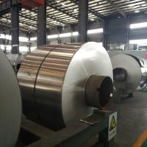 China Industrial Foil Rolls Aluminum Foil for Radiator Condenser Evaporator on sale