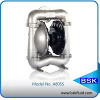 China Stainless Steel Membrane Diaphragm Dosing Pump 8.3 Bar Non Leakage on sale