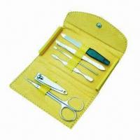 Best Manicure Set, Made of Stainless Steel wholesale