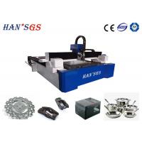 Quality YASKAWA Servo Motor and Drivers Fiber Laser Cutting Machine for Cutting Steel wholesale