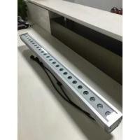 Best 100V-240VAC Outdoor LED Stage Lighting , Led Wall Washer Light 10W IP65 RGBW wholesale