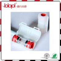 Quality Protective connector For direct Buried,micro duct connector for cabling air-blowing system ,Red color and DB COVER wholesale
