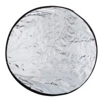"""Cheap 60cm 5 in 1 Portable Photography Studio Multi Photo Disc Collapsible Light Reflector(24"""") for sale"""