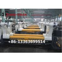 Best HRB-1600 Hydraulic Mill Roll Stand Machine For 3/4/5 Ply Automatic Corrugated Cardboard Production Line wholesale