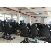 Best Entertaining Motion Simulator Movie 3D Film Theater 4D 5D 6D 7D Cinema System wholesale