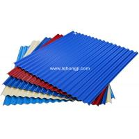 China Wholesale color coated corrugated galvanized sheet metal roofing sale on sale