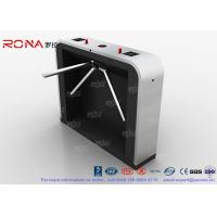 Best Reliable Easy Tripod Turnstile Gate Solution 35 Persons per Min Passing Speed wholesale